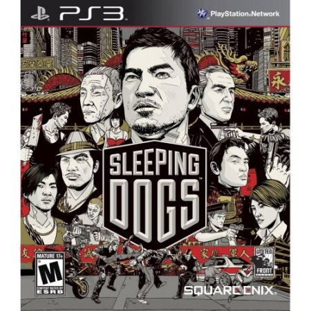 Deep Silver - Ps3 Sleeping Dogsecd595400