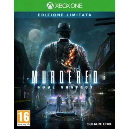 Deep Silver Gioco adatto modello xbox one - Xbox One Murdered
