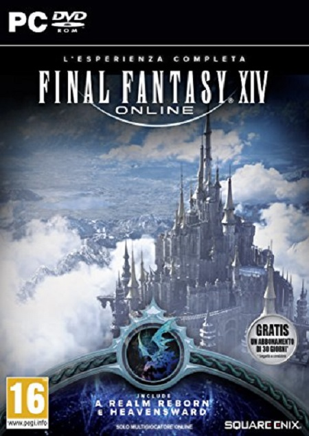 Koch Media Final Fantasy XIV: A Realm Reborn + Heavensward Final Fantasy XIV: A Realm Reborn + Heavensward - 1010315