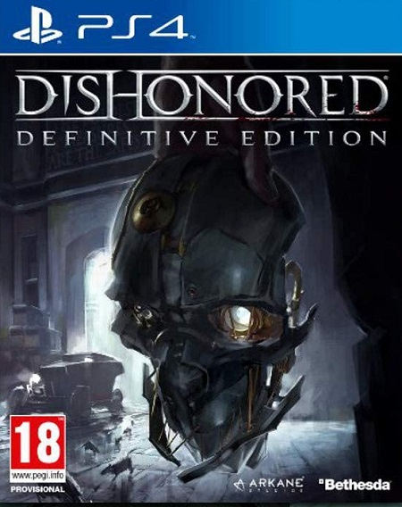 Koch Media Dishonored Definitive Edition Dishonored Definitive Edition - 5055856406990