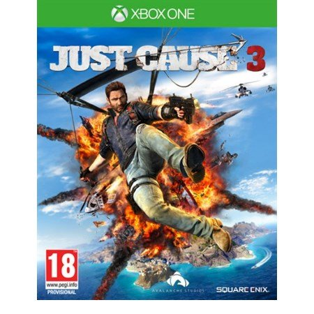 Square Enix - Just Cause 3 XBOX ONE