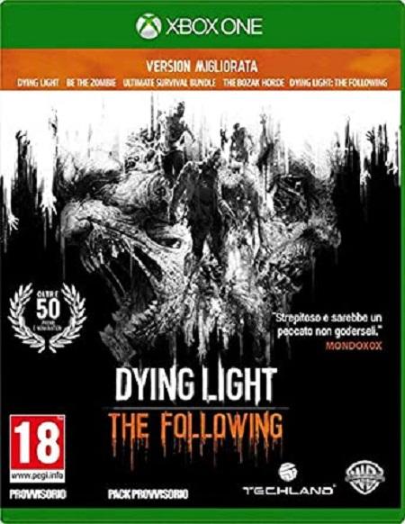 Koch Media Dying Light Dying Light - Enhanced Edition - Enhanced Edition - 1015039
