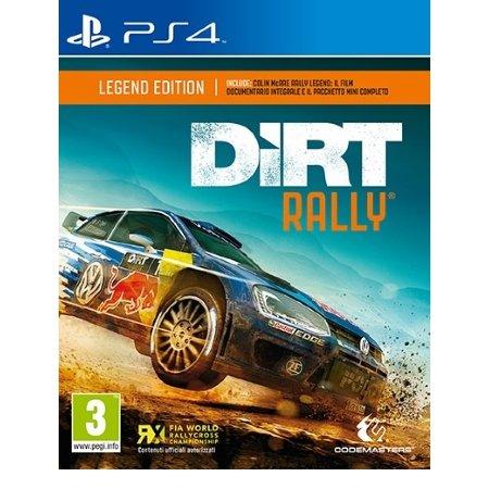 Koch Media Genere: Racing - Dirt Rally Legend Edition PS4