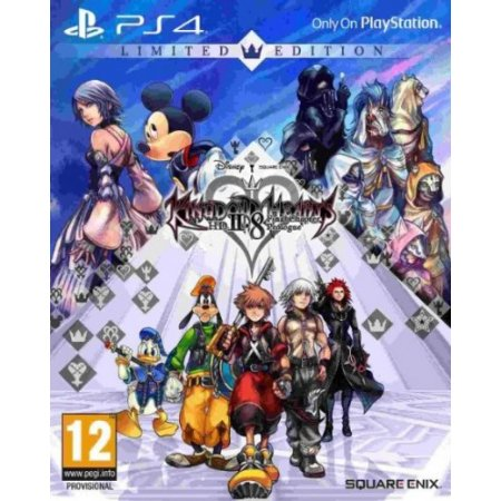 Deep Silver Gioco adatto modello ps 4 - Ps 4 Kingdom Hearts Hd 2.8 Final Chapter Prologue 1014241