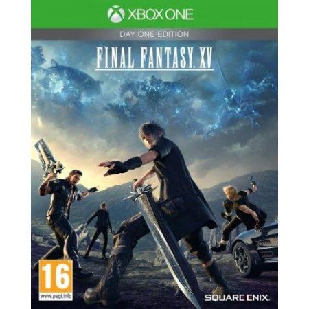Deep Silver Gioco adatto modello xbox one - Xbox One Final Fantasy Xv1016340