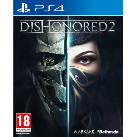 Koch Media Dishonored 2 - PS4 Dishonored 2