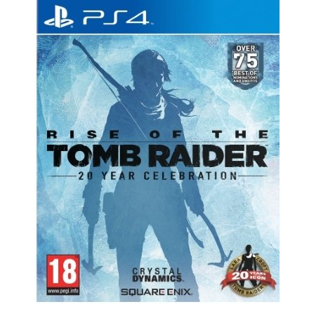 Koch Media - Rise Of The Tomb Raider 20 Year Celebration Ps4