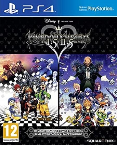 Koch Media Kingdom Hearts HD 1.5 + 2.5 Kingdom Hearts HD 1.5 + 2.5 - 1019609