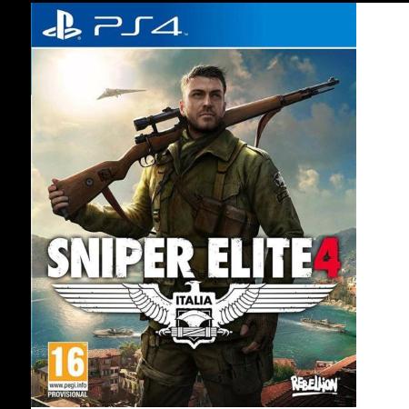 Koch Media Sniper Elite 4 - Sniper Elite 4 PS4