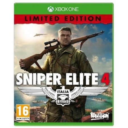 Deep Silver Gioco adatto modello xbox one - Xbox One Sniper Elite 41017536