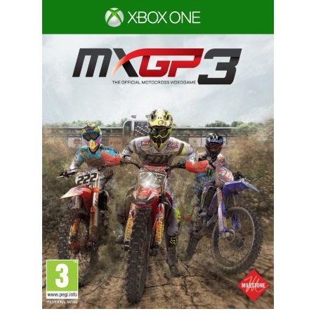 Koch Media - MXGP 3 The Official Motocross Videogame XBOX ONE