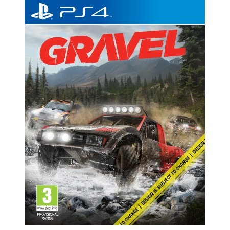 Koch Media Genere: Racing - Gravel PS4