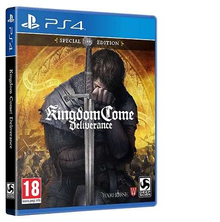 Koch Media Genere: Gioco di ruolo - Kingdom Come Deliverance PS4