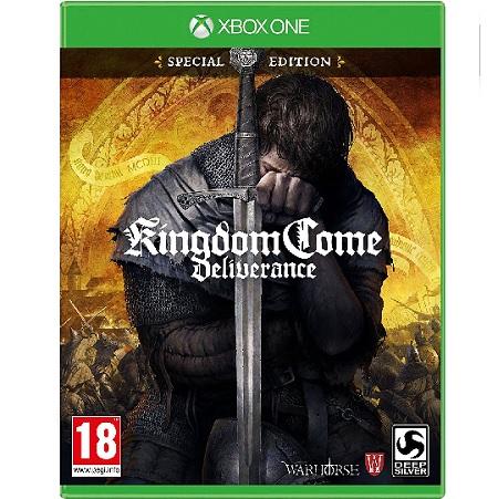 Koch Media Genere: Gioco di ruolo/azione - Kingdom Come Deliverance XBOX ONE