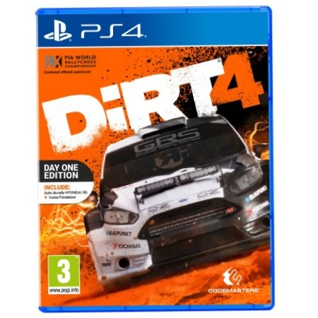 Koch Media - DiRT 4  PS4