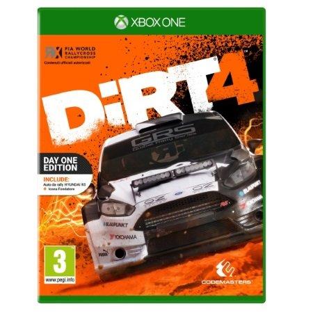 Koch Media - DiRT 4  Xbox One