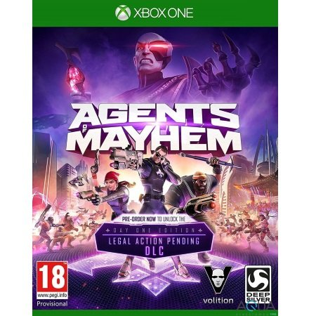 Koch Media - Agents of mayhem - 1016964