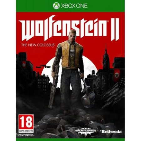 Deep Silver - Xbox One Wolfenstein 2: The New Colossus 1022950
