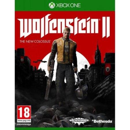Deep Silver Gioco adatto modello xbox one - Xbox One Wolfenstein 2: The New Colossus1022950