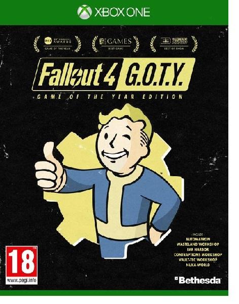 Koch Media  Fallout 4 GOTY Genere: Gioco di ruolo / Sparatutto - 1023897