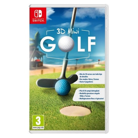 Koch Media - Koch Media - 3D Minigolf Nintendo Switch