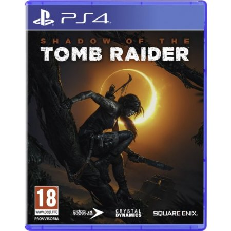 Deep Silver Gioco adatto modello ps 4 - Ps4 Shadow Of The Tomb Raider 1027192