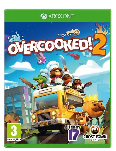 Koch Media Overcooked 2 Piattaforma: Xbox One - 1028385