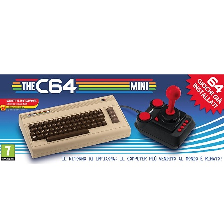 Deep Silver - The C64 Mini 1024525