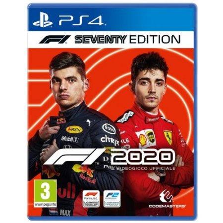 Codemasters Gioco adatto modello ps 4 - Ps4 F1 2020 Seventy Edition