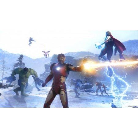 Square Enix Gioco adatto modello ps 4 - Ps4 Marvel's Avengers