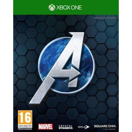 Deep Silver Gioco adatto modello xbox one - Xbox One Marvels Avengers