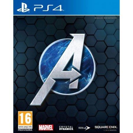 Deep Silver Gioco adatto modello ps 4 - Ps4 Marvels Avengers