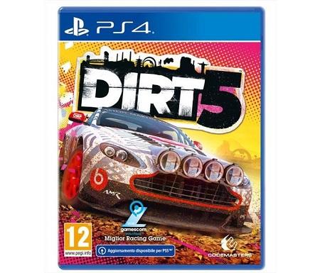 DIRT 5 Dirt 5 Standard Edition - STANDARD EDITION PS4