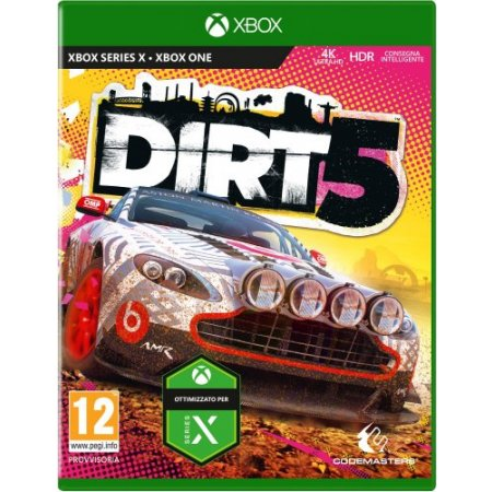 Deep Silver Gioco adatto modello xbox one - Xbox One Dirt 5 - Launch Edition