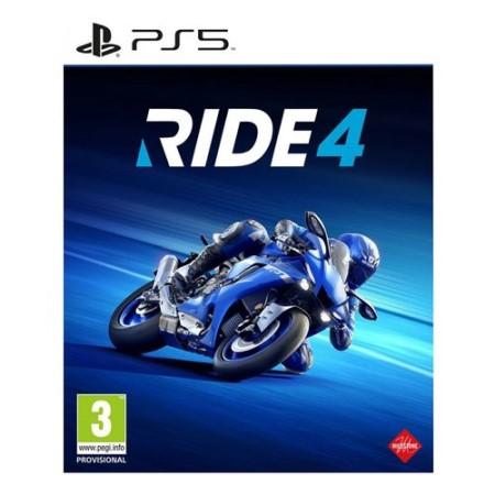 Deep Silver Gioco Ps5 - Ride 4