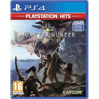 Monster Hunter World Gioco Ps4