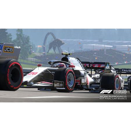 F1 2020 PS4 Genere: Gioco di guida -Formula 1
