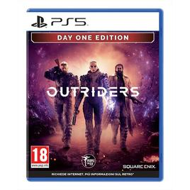 Deep Silver Gioco Ps5 - Outriders - Day one edition