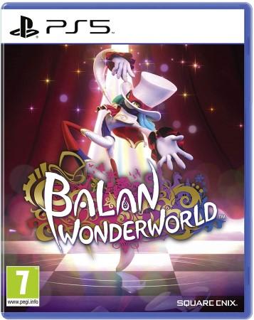 Balan Wonderworld Koch Media - 1061287 - Gioco PS5