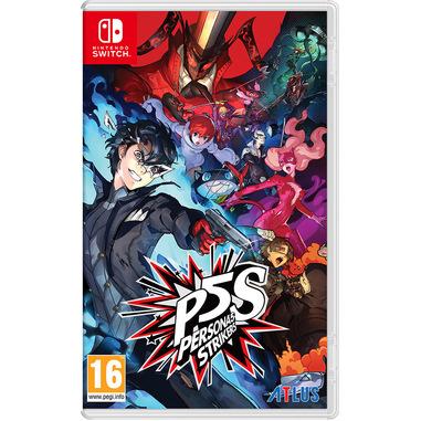 Persona 5 Strikers Limited Edition Gioco Nintendo Switch
