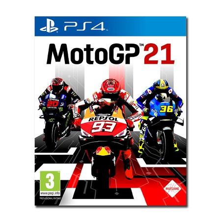 MotoGP 21 Genere: Simulazione - PS4