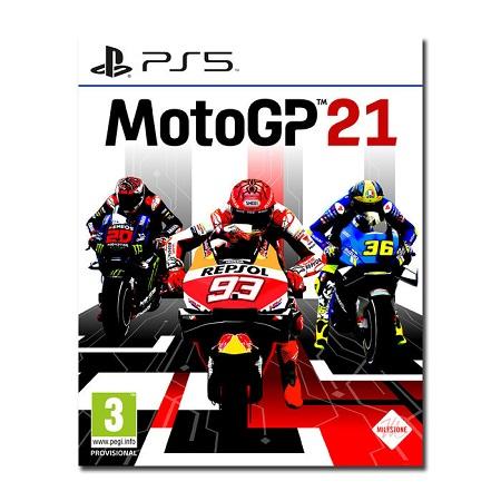 MotoGP 21 MotoGP 21 - PS5 - PS5