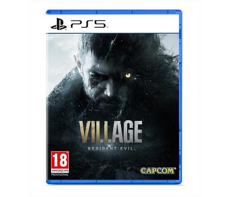 RESIDENT EVIL VILLAGE Piattaforma PS5 - PS5