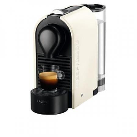 KRUPS Macchina da caffè a capsule - NESPRESSO U WHITE XN2501K