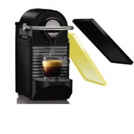 KRUPS Macchina per caffè  a capsule - NESPRESSO PIXIE CLIPS XN3020 BL-LEM
