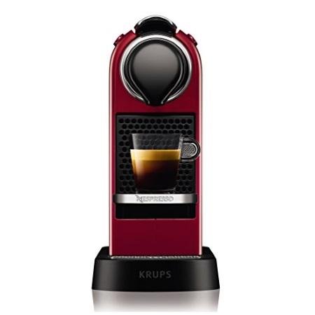 Krups Macchina caffe' espresso - New CitiZ Red - Xn7405k