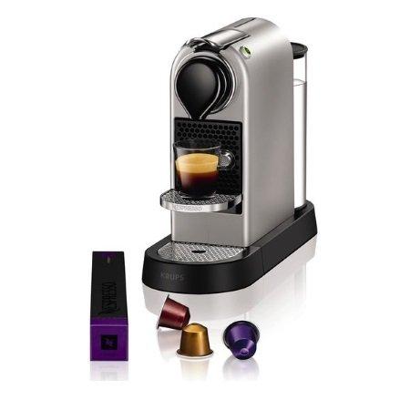Krups Macchina caffe' espresso - New CitiZ Silver - Xn740Bk