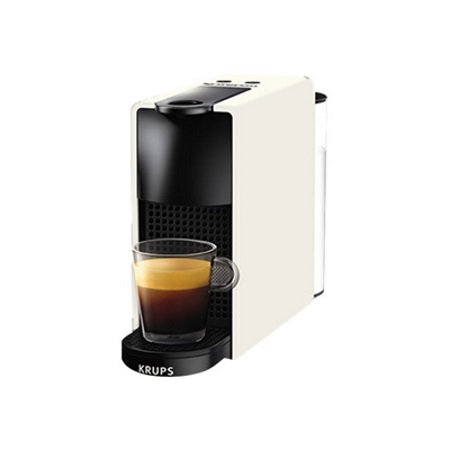 Krups Pressione 19 bar - Essenza Mini Nespresso Pure White - Xn1101k