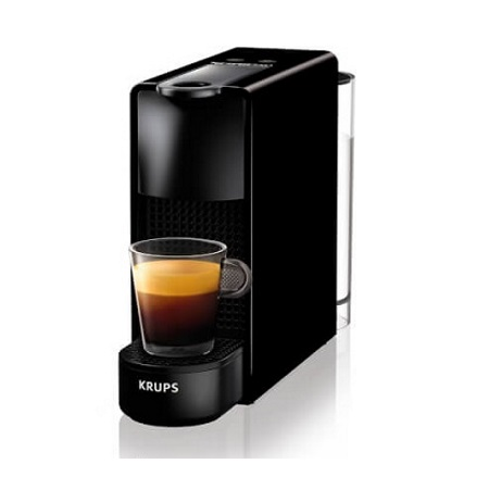 Krups Pressione 19 bar - Essenza Mini Nespresso Piano Black - Xn1108k