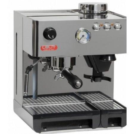 Lelit Macchina caffe' espresso - Pl042em Acciaio Inox